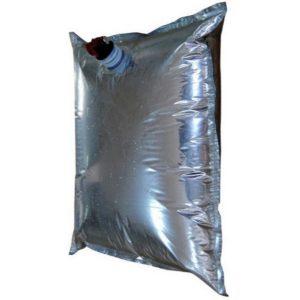 5 litrų metalizuotas maišelis 2.20 EUR